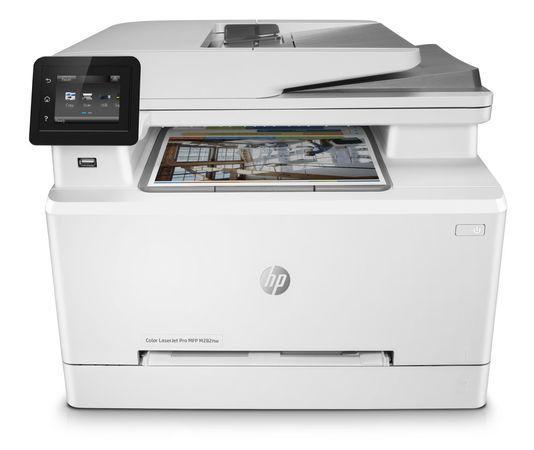 Tiskárna multifunkční HP Color LaserJet Pro MFP M282nw, 7KW72A