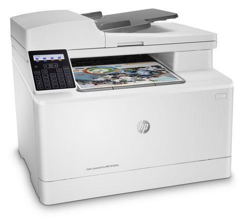Tiskárna multifunkční HP Color LaserJet Pro MFP M183fw, 7KW56A