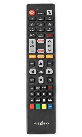 Dálkový ovladač Nedis TVRC40TCBK pro Thomson