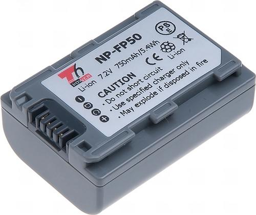 T6 POWER Baterie VCSO0036 VIDEO Sony