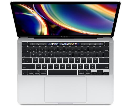 "Apple MacBook Pro 13,3"" Touch Bar / 2,4GHz / 8GB / 512GB stříbrný (2019), MV9A2CZ/A"