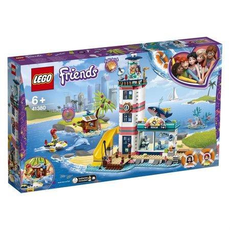 Lego Friends Záchranné centrum u majáku