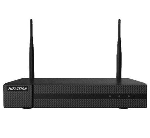 HIKVISION HiWatch NVR rekordér HWN-2104MH-W/ pro 4 kamery/ rozlišení 4Mpix/ WiFi/ HDMI/ VGA/ kov, 303608898
