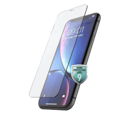 Hama Premium Crystal Glass, ochranné sklo na displej pro Apple iPhone XR/11