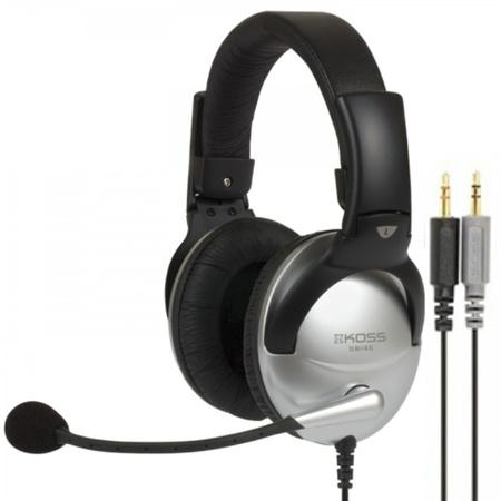KOSS sluchátka SB45 , sluchátka s mikrofonem, bez kódu