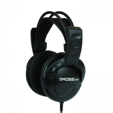 Sluchátka Koss UR 20 (bez kódu) - černá