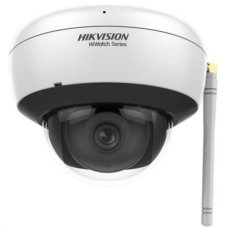 HIKVISION HiWatch IP kamera HWI-D220H-D/W(EU)/ Dome/ 2Mpix/ objektiv 2,8 mm/ H.265/ krytí IP66/ IR až 30 m/ WiFi/ plast, 311312155