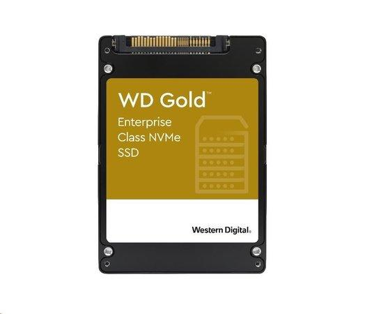 "WD GOLD SSD WDS192T1D0D 1,92TB NVMe (R:3100,W:2000 MB/s), 2.5"", WDS192T1D0D"