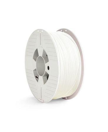 VERBATIM 3D Printer Filament PET-G 1.75mm 1000g white, 55050
