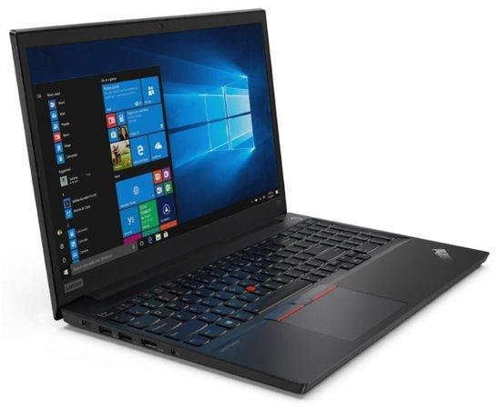 """Lenovo ThinkPad E15 i7-10510U/16GB/512GB SSD/Radeon RX640 2GB/15,6"""" FHD IPS matný/Win10PRO černý, 20"""