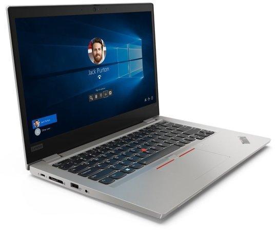 """Lenovo ThinkPad L13 i5-10210U/8GB/256GB SSD/integrated/13.3"""" FHD IPS matný/Win10PRO/Silver, 20R30006MC"""