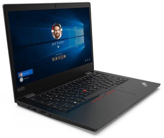 """Lenovo ThinkPad L13 i5-10210U/8GB/512GB SSD/integrated/13.3"""" FHD IPS matný/Win10PRO/Black, 20R30008MC"""