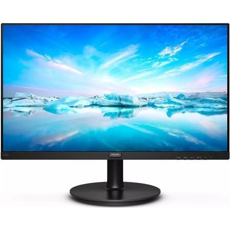 """Philips LCD 272V8A 27"""" IPS/1920x1080@75Hz/Mega DCR/4ms/250 cd/4ms/250cd/VGA/HDMI/DP/repro/VESA"""