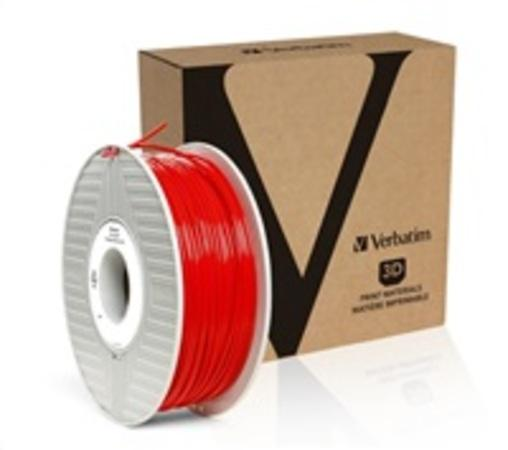 VERBATIM 3D Printer Filament PLA 2,85mm 1kg green, 55334
