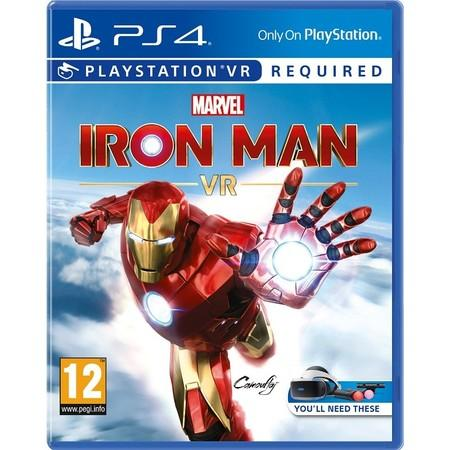 SONY PS4 hra Marvel`s Iron Man VR