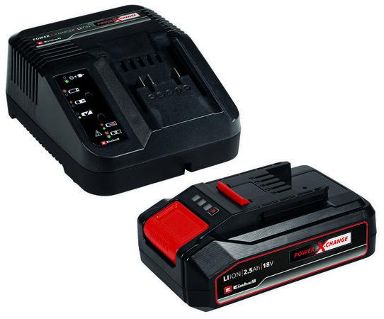 Starter-Kit Power-X-Change 18 V/2,5 Ah Einhell Accessory
