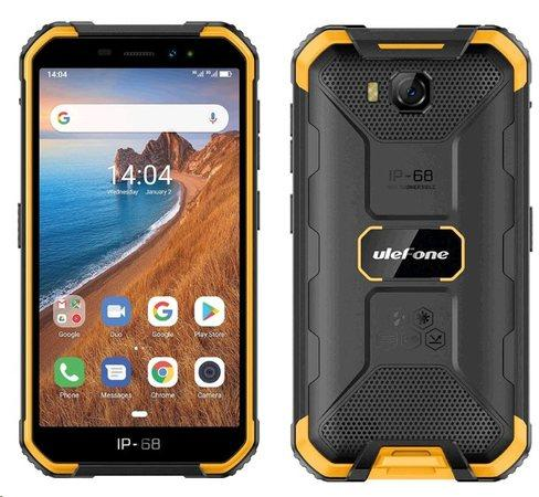 UleFone Armor X6 2GB/16GB Dual SIM oranžový