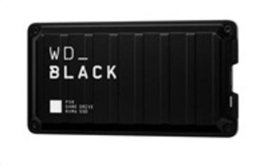 SanDisk WD BLACK P50 externí SSD 500GB WD BLACK P50 Game Drive, WDBA3S5000ABK-WESN