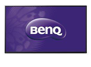 BenQ LCD ST5501K 55`` Digital Signage 3840x2160 (4K)/1200:1/DP/HDMI/DVI/VGA/repro/10bit panel, 9H.F55TK.NA6