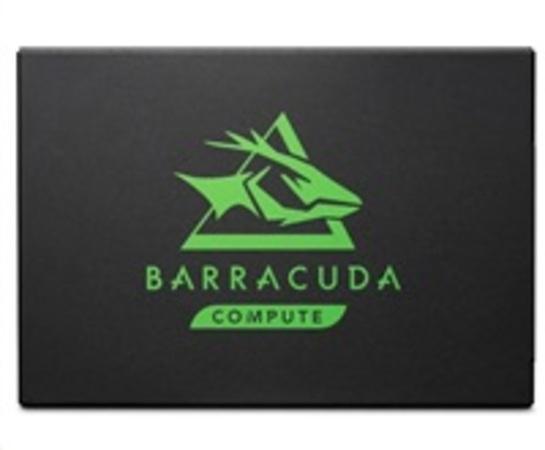 Seagate Barracuda 120 SSD - 250 GB / SATA-III / 7mm RETAIL pack