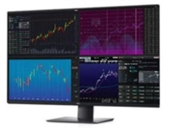 "Dell UltraSharp U4320Q/LCD 43""/8ms/1000:1/2xHDMI/2xDP/USB-C/UHD(3840x2160)/IPS panel/cerny, 210-AVCV"