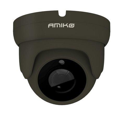 AMIKO IP Kamera D20M500 B, POE, černá,