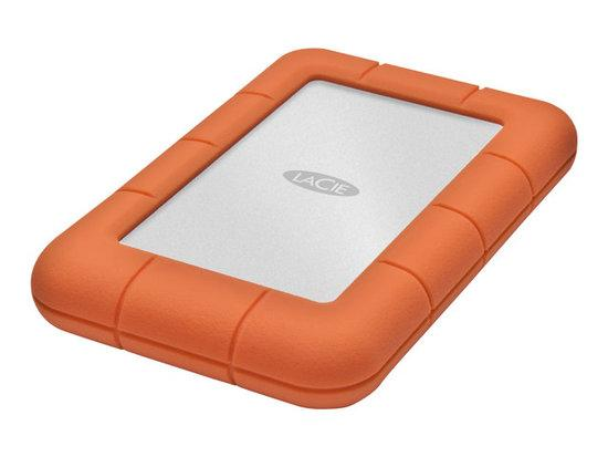 "LaCie Rugged Mini 2TB, 2,5"", 5400RPM, 9000298"