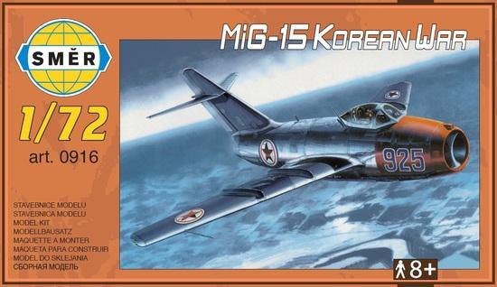 MiG-15 Korean War