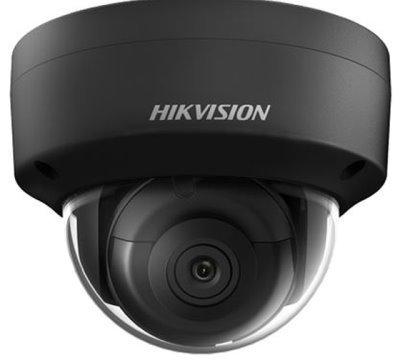HIKVISION IP kamera 4Mpix, H.265, 25 sn/s, obj. 2,8 mm (100°), PoE, IR 30m, IR-cut, WDR 120dB,3DNR,MicroSDXC, IP67,černá, DS-2CD2143G0-I/G (2.8mm)