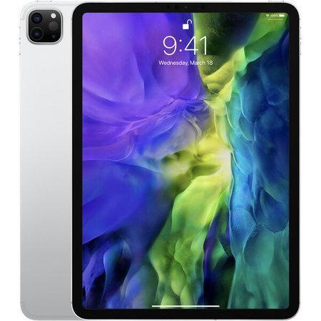 """Apple iPad Pro 11"""" 128 GB Wi-Fi + Cellular stříbrný (2020)"""