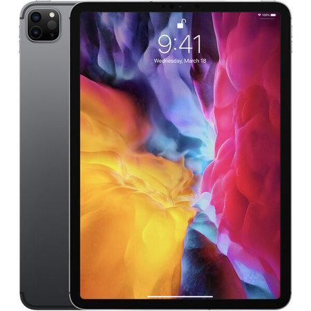 """Apple iPad Pro 11"""" 128 GB Wi-Fi + Cellular vesmírně šedý (2020)"""