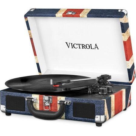 Victrola VSC-550BT gramofon vzor UK