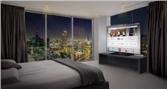 SAMSUNG Hospitality TV HG32EF690DBXEN, HG32EF690DBXEN