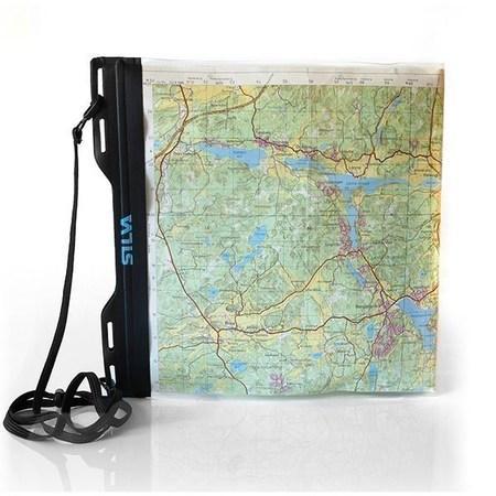Obal SILVA Carry Dry Map L Celke Default