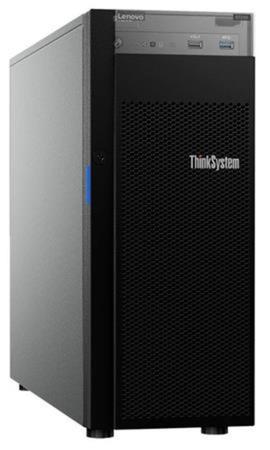 """Lenovo ST250 Xeon E-2224 4C 71W 3.4GHz/1x16GB/0GB HS 2,5""""(8)/SWS RAID/DVD-RW/XCC-S/550W, 7Y45A03QEA"""