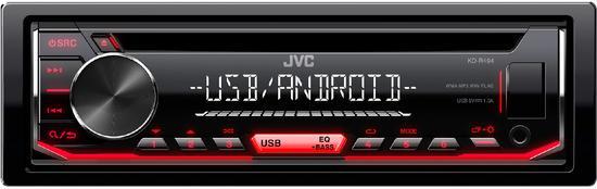 JVC KD-R494 AUTORÁDIO S CD/MP3/USB