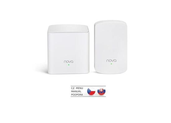 Router Tenda Nova MW5 WiFi Mesh (2-pack)