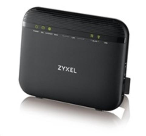 Zyxel VMG3625-T50B Wireless AC1200 VDSL2 Modem Router, 4x gigabit LAN, 1x gigabit WAN, 1x USB, VMG3625-T50B-EU01V1F