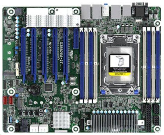 ASRock Rack X399D8A-2T TR4, 8x DDR4 (ECC), 10x SATA, 2x M.2(22110), 6x PCIe, 2x 10Gb LAN, IPMI, X399D8A-2T