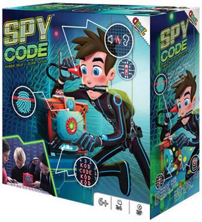 COOL GAMESS Spy code