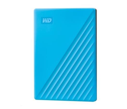 WD, HDD EXT My Passport 2Tb Blue Worldwide, WDBYVG0020BBL-WESN