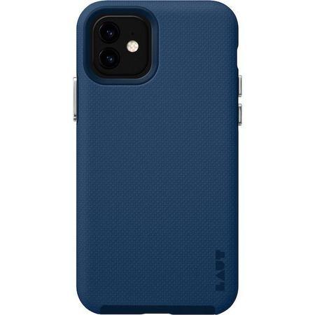 LAUT Shield case pro iPhone 11 - modrý