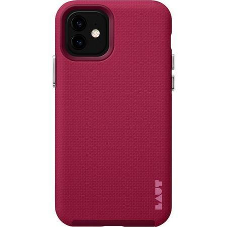 LAUT Shield case pro iPhone 11 - červený