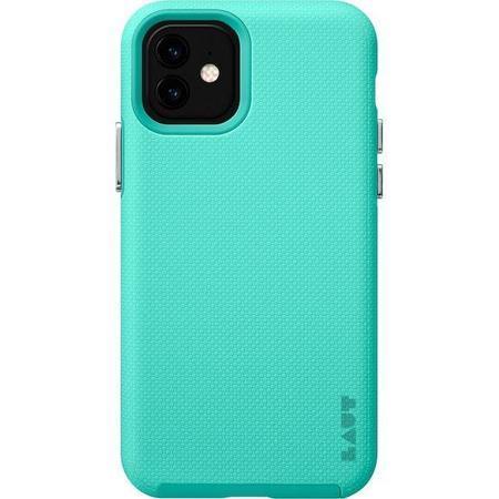LAUT Shield case pro iPhone 11 - zelený