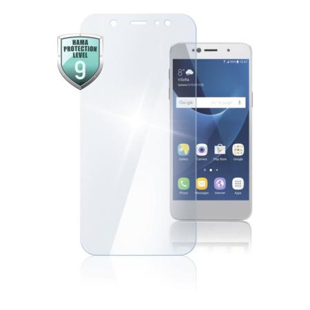 Hama Premium Crystal Glass Real Glass Screen Protect. forGalaxy A30s/A50