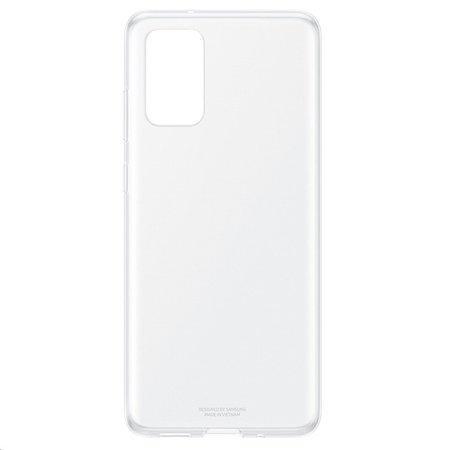 Průhledný zadní kryt Samsung Galaxy S20 Pro Transparent
