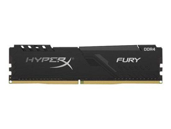 Kingston DDR4 64GB (Kit 2x32GB) HyperX FURY DIMM 2400MHz CL15 černá