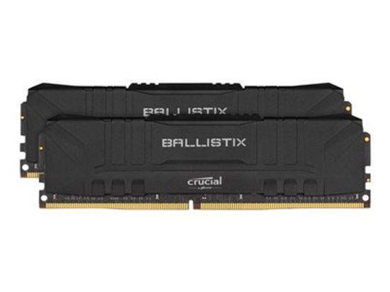 Crucial DDR4 16GB (2x8GB) Ballistix DIMM 3200MHz CL16 černá