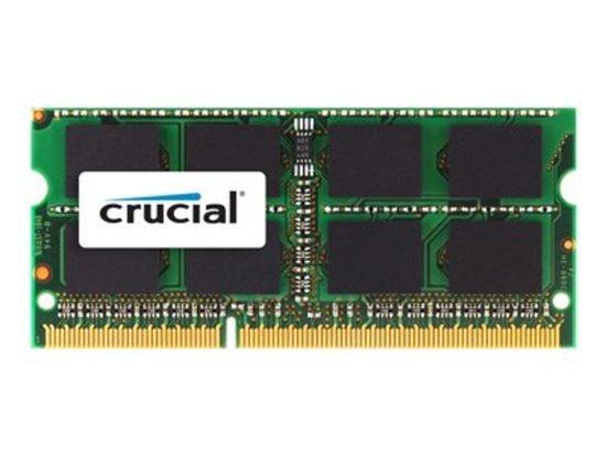 CRUCIAL DDR3 SODIMM 8GB 1600MHz CL11 CT8G3S160BMCEU, CT8G3S160BM