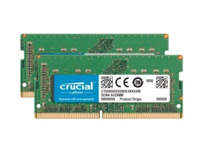 Crucial SODIMM DDR42400MHz CL17 CT2K8G4S24AM, CT2K8G4S24AM